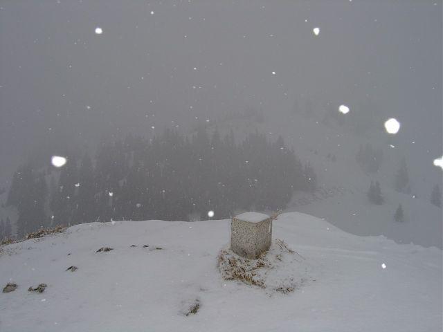 Foto: Manfred Karl / Ski Tour / Jochschrofen (Ornach), 1625 m / Schlechtwetterberg / 20.03.2008 19:18:42