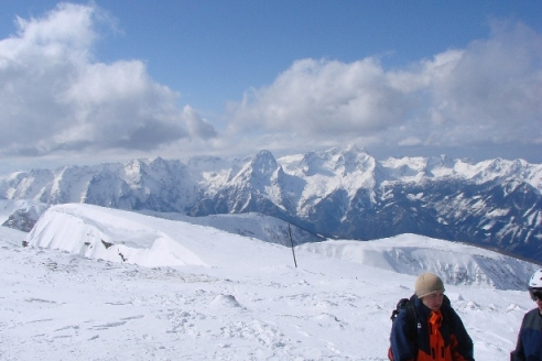 Foto: Stompas / Ski Tour / Warscheneck über Zellerschneise / 02.04.2008 11:40:33