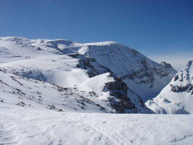 Foto: Grasberger Gerhard / Ski Tour / Warscheneck über Zellerschneise / Auf der Warschenckhochfläche / 30.04.2008 12:44:39