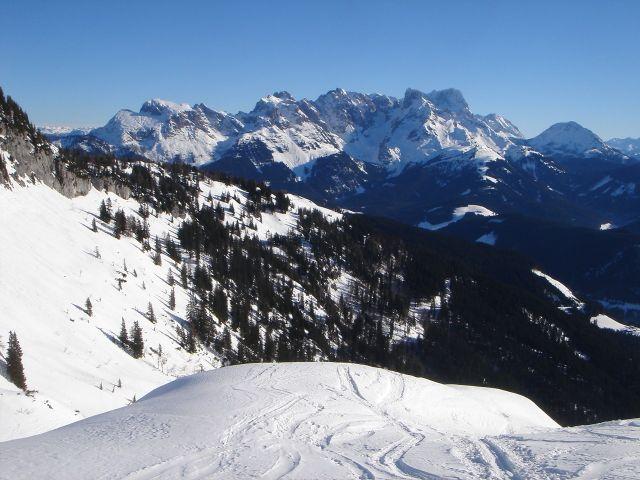Foto: Manfred Karl / Ski Tour / Hochkarfelderkopf, 2219 m / Gosaukamm / 04.04.2008 22:53:19