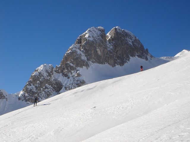 Foto: Manfred Karl / Ski Tour / Hochkarfelderkopf, 2219 m / Riffl / 04.04.2008 22:50:54