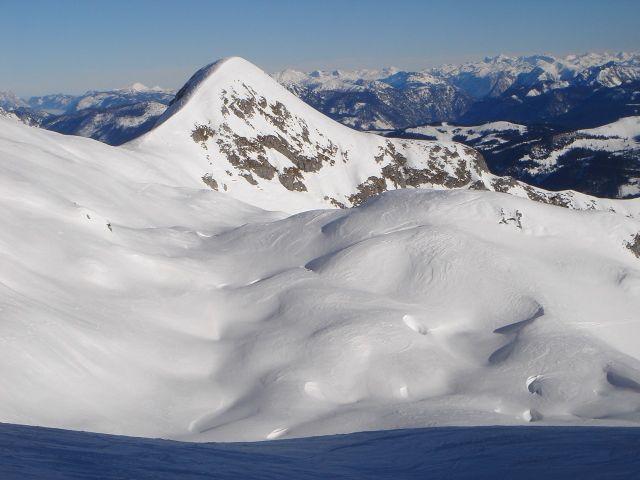 Foto: Manfred Karl / Ski Tour / Hochkarfelderkopf, 2219 m / Sonntagskogel / 04.04.2008 22:48:02