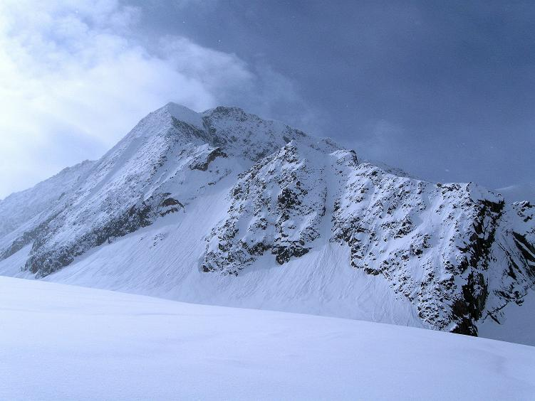 Foto: Andreas Koller / Ski Tour / Hintere Schwärze (3628m) - Topziel der Martin Busch Hütte / Unter den Marzellspitzen (3550 m) / 15.04.2008 19:20:29