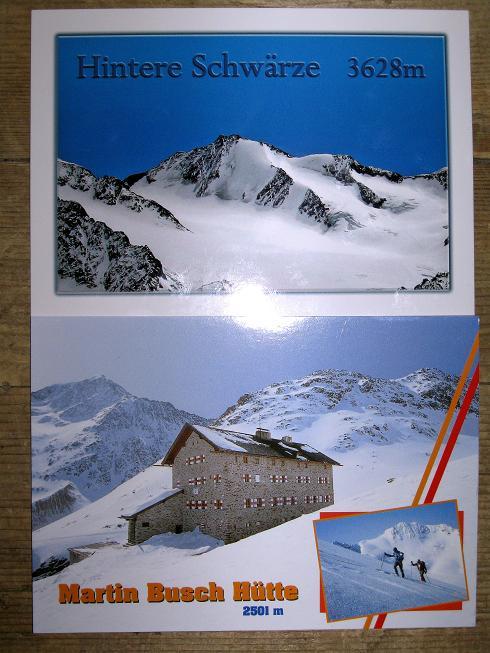 Foto: Andreas Koller / Ski Tour / Hintere Schwärze (3628m) - Topziel der Martin Busch Hütte / Hintere Schwärze und Martin Busch Hütte / 15.04.2008 19:23:29