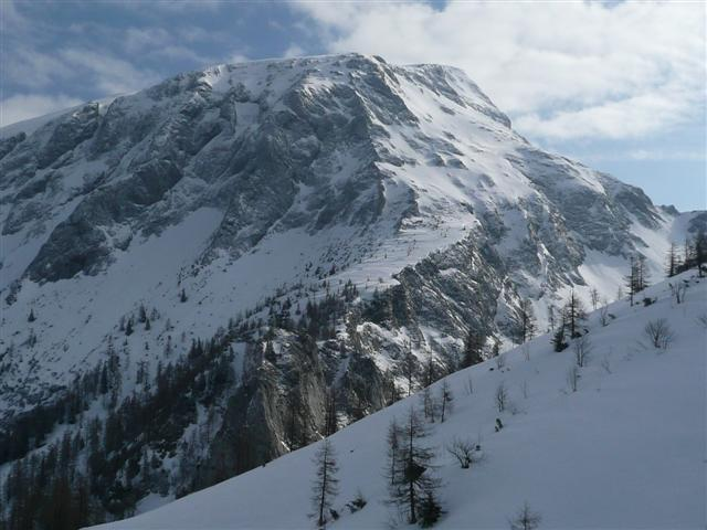 Foto: Manfred Karl / Ski Tour / Kahlersberg (2350m) / Hohes Brett / 18.04.2008 23:53:34
