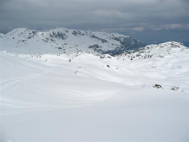 Foto: Manfred Karl / Ski Tour / Kahlersberg (2350m) / Ein weiter Weg / 18.04.2008 23:43:48