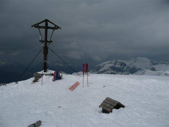 Foto: Manfred Karl / Ski Tour / Kahlersberg (2350m) / Kahlersberg / 18.04.2008 23:39:30