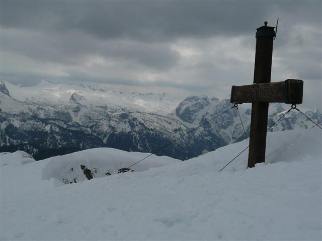Foto: Manfred Karl / Ski Tour / Kahlersberg (2350m) / Fagstein / 18.04.2008 23:34:38