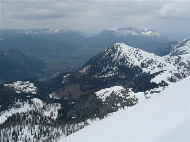 Foto: Manfred Karl / Ski Tour / Kahlersberg (2350m) / Berchtesgadener Becken / 18.04.2008 23:34:17