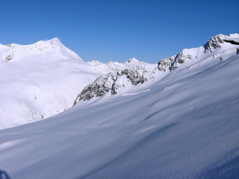 Foto: Andreas Koller / Ski Tour / Haute Route am Venediger (3674 m) / Im W der Große Geiger (3360 m) / 21.04.2008 15:17:36