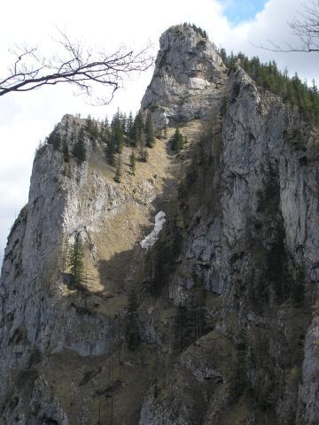 Foto: pepi4813 / Wander Tour / Hohe Scharte / Blick von der Hohen Scharte zum Katzenstein / 19.07.2009 20:30:28
