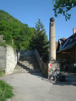 Foto: mime / Mountainbike Tour / Rund um Wien / Start im Kahlenbergerdorf / 11.05.2008 14:23:42