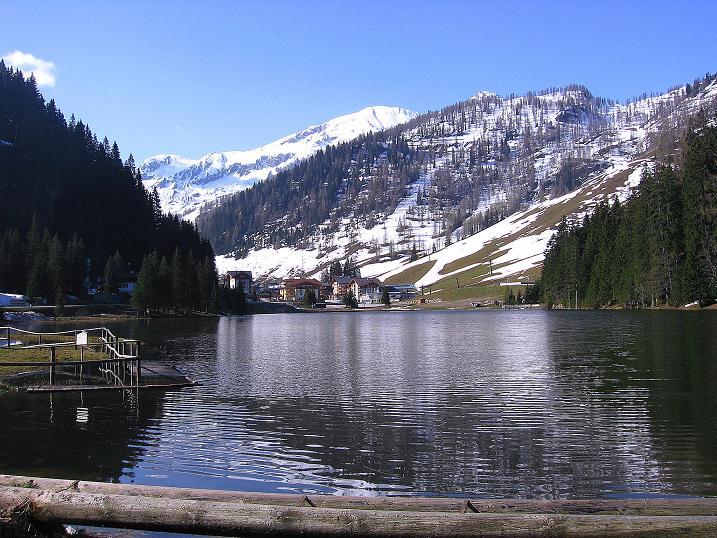 Foto: Andreas Koller / Wander Tour / Vom Zauchensee auf den Gamskogel (2186m) / Ausgangspunkt Zauchensee / 16.05.2008 01:47:11