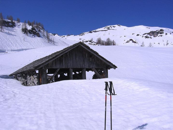 Foto: Andreas Koller / Wander Tour / Vom Zauchensee auf den Gamskogel (2186m) / Am Seekarkessel in der Nähe der Gamskogelhütte / 16.05.2008 01:45:50