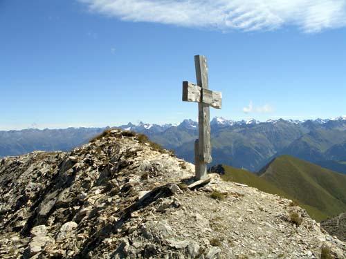 Foto: vince 51 / Wander Tour / Von Serfaus auf den Pezid / Pezidgipfel 2770m / 16.05.2008 22:57:31