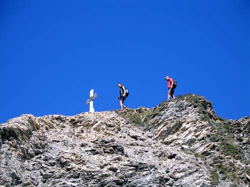 Foto: vince 51 / Wander Tour / Von Serfaus auf den Pezid / Pezidgipfel 2770m / 16.05.2008 22:57:18