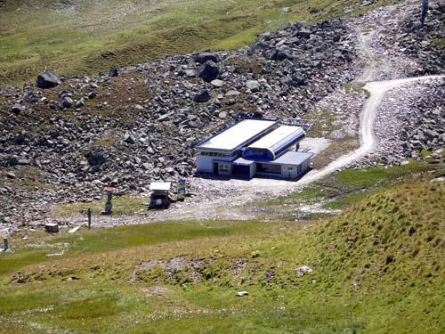 Foto: vince 51 / Wander Tour / Von Serfaus auf den Pezid / Talstation Pezidbahn / 16.05.2008 22:51:25