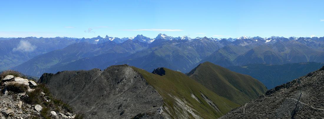 Foto: vince 51 / Wander Tour / Von Serfaus auf den Pezid / Die Ötztaler Alpen / 16.05.2008 22:47:13