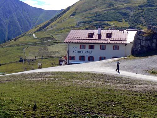 Foto: vince 51 / Wander Tour / Von Serfaus auf den Pezid / 16.05.2008 22:36:08
