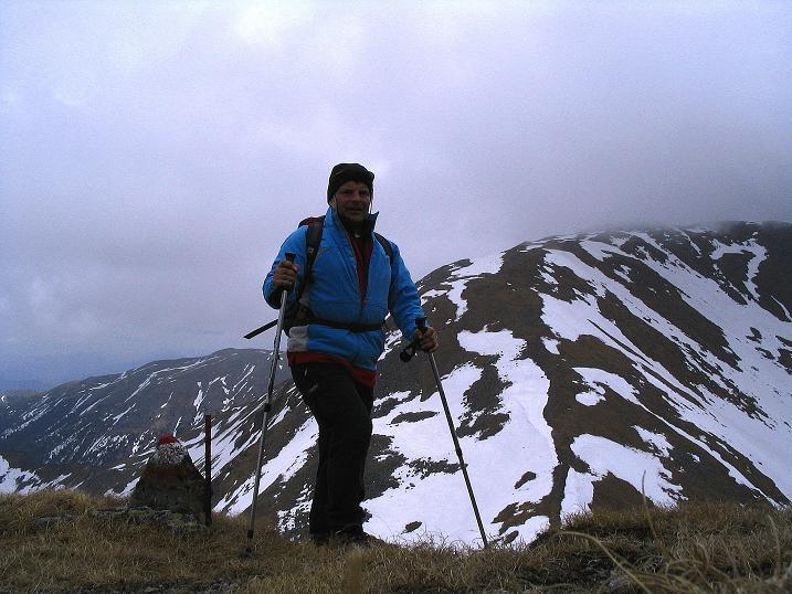 Foto: Andreas Koller / Wander Tour / Durch den Brandstätter Graben auf den Maierangerkogel (2356m) / Abstieg vom Brandstätterkogel Richtung Maierangerkogel / 20.05.2008 00:32:36