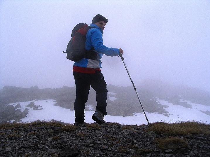 Foto: Andreas Koller / Wander Tour / Durch den Brandstätter Graben auf den Maierangerkogel (2356m) / Abstieg vom Maierangerkogel / 20.05.2008 00:27:02