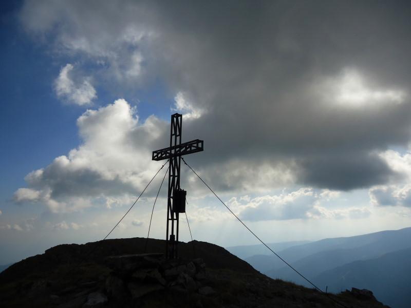 Foto: Günter Siegl / Wander Tour / Durch den Brandstätter Graben auf den Maierangerkogel (2356m) / Maierangerkogel / 30.09.2016 18:15:57