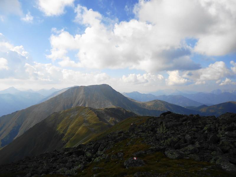 Foto: Günter Siegl / Wander Tour / Durch den Brandstätter Graben auf den Maierangerkogel (2356m) / 30.09.2016 18:15:02