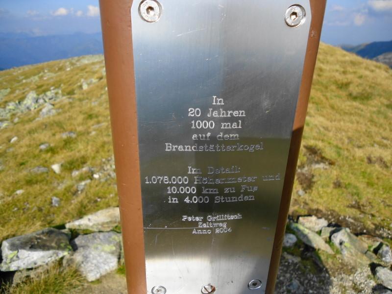 Foto: Günter Siegl / Wander Tour / Durch den Brandstätter Graben auf den Maierangerkogel (2356m) / 30.09.2016 18:12:50