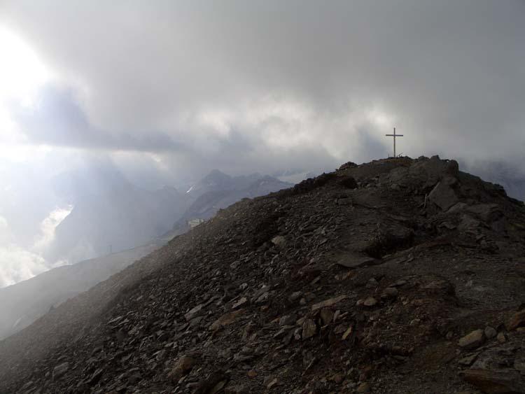 Foto: vince 51 / Wander Tour / Leichter Wander 3000er / Der Gipfel / 21.05.2008 22:38:21