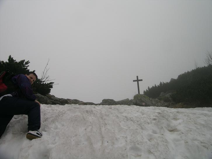 Foto: Andreas Koller / Wander Tour / Über den Morskie Oko zum Fuß des Rysy (1583 m) / Die letzten Meter zum Czarny Staw / 26.05.2008 17:52:06