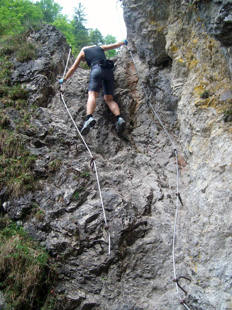Foto: Grasberger Gerhard / Mountainbike Tour / Bike & Hike im Hintergebirge - Triftsteig / Triftsteig / 27.05.2008 09:16:56