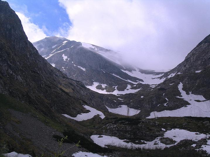 Foto: Andreas Koller / Wander Tour / Dolina Matej Laki und Malolaczniak (2096 m) / Blick auf die Kondracka Kopa / 29.05.2008 01:41:21