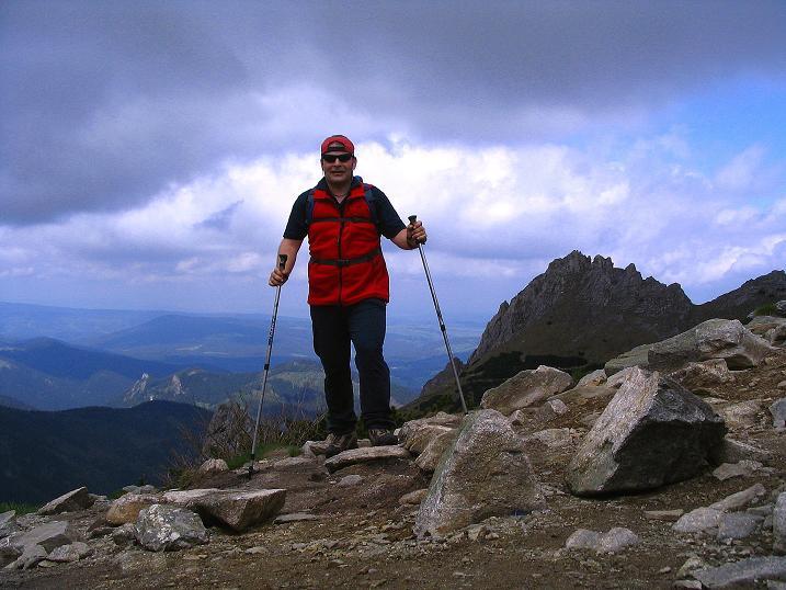 Foto: Andreas Koller / Wander Tour / Dolina Matej Laki und Malolaczniak (2096 m) / Am Przelecz Kondracka / 29.05.2008 01:40:07