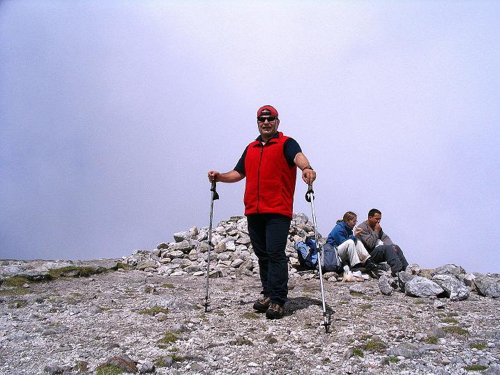 Foto: Andreas Koller / Wander Tour / Dolina Matej Laki und Malolaczniak (2096 m) / Der Malolaczniak-Gipfel / 29.05.2008 01:34:06