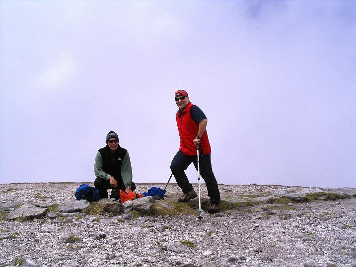 Foto: Andreas Koller / Wander Tour / Dolina Matej Laki und Malolaczniak (2096 m) / Am Gipfel des Malolaczniak. / 29.05.2008 01:33:50