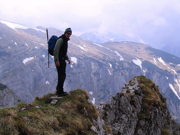 Foto: Andreas Koller / Wander Tour / Dolina Matej Laki und Malolaczniak (2096 m) / Steiler Abstieg vom Malolaczniak. / 29.05.2008 01:32:40