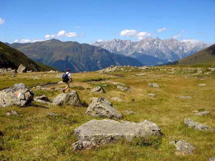 Foto: Manfred Karl / Wander Tour / Durch das Istalanztal auf den Hexenkopf / Berglialpe / 29.05.2008 20:32:12