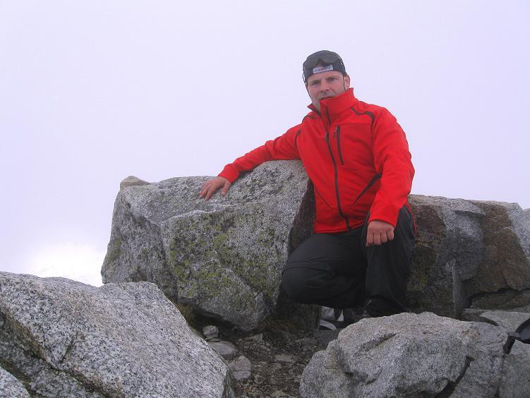 Foto: Andreas Koller / Wander Tour / Swinica (2301m) - Paradegipfel über Zakopane / Der blockige Gipfel / 29.05.2008 22:52:26