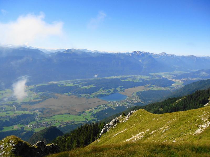 Foto: Günter Siegl / Wander Tour / Über die Graslitzen nach Förolach / Gailtal / 27.10.2016 23:44:22