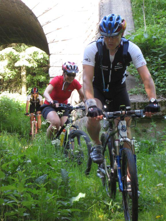 Foto: Jürgen Lindlbauer / Mountainbike Tour / Von Summerau nach Linz / 02.06.2008 23:20:53