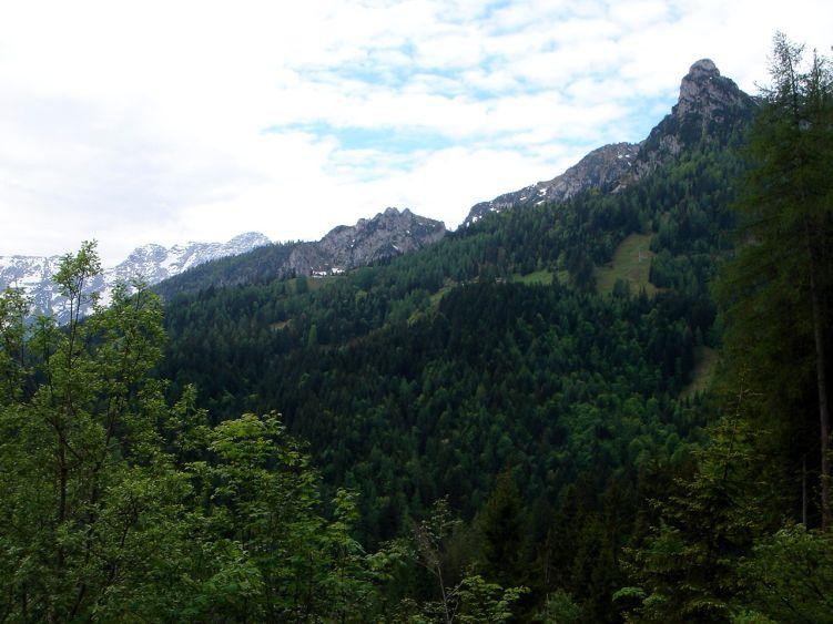 Foto: Manfred Karl / Wander Tour / Vom Soderbauer auf das Schwarzeck / Langsam weitet sich der Blick / 03.06.2008 08:43:20