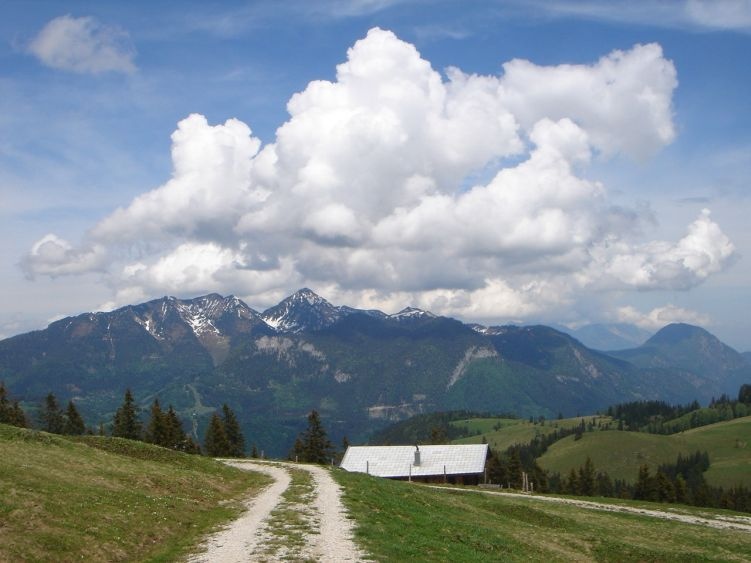 Foto: Manfred Karl / Wander Tour / Vom Soderbauer auf das Schwarzeck / Sonntagshorn und Reifelberge / 03.06.2008 08:29:13