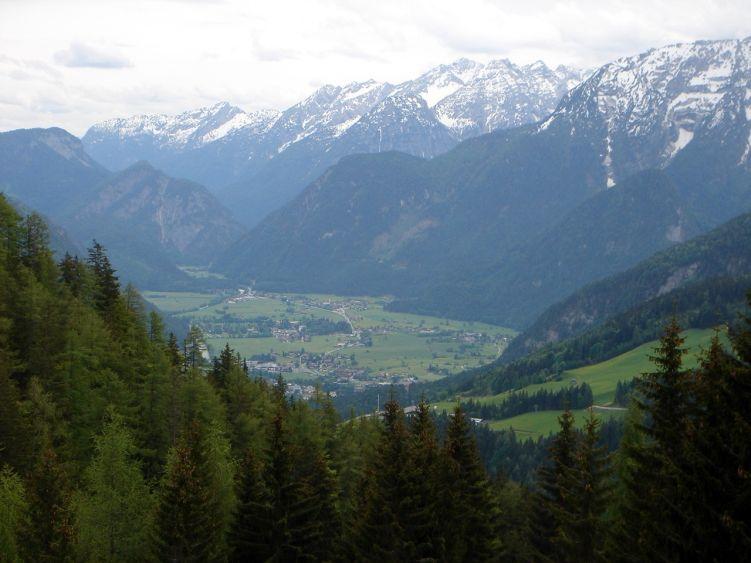 Foto: Manfred Karl / Wander Tour / Vom Soderbauer auf das Schwarzeck / Loferer Becken / 03.06.2008 08:27:54