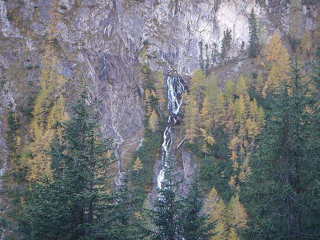 Foto: Manfred Karl / Wander Tour / Weißeck aus dem Riedingtal / Brunnwandquellen - einen kurzen Abstecher wert (etwa 1 km östlich der Schliereralm) / 03.06.2008 19:36:50