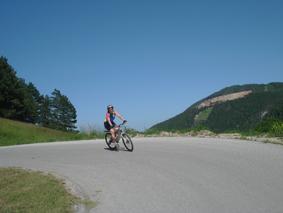 Foto: mime / Mountainbike Tour / Öhlerschutzhaus / Abfahrt über die Sonnleiten / 04.06.2008 08:26:40
