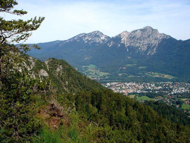 Foto: Manfred Karl / Wander Tour / Alpgartental Umrahmung / Hochstaufen / 05.06.2008 17:32:24