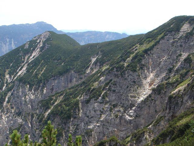 Foto: Manfred Karl / Wander Tour / Alpgartental Umrahmung / Dreisesselberg und Schreck / 05.06.2008 17:20:45