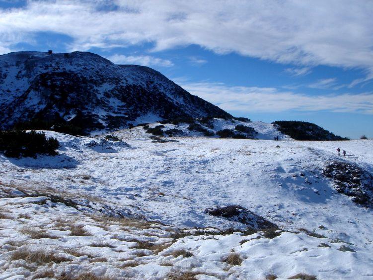 Foto: Manfred Karl / Wander Tour / Auf einen Aussichtsberg der Extraklasse – Monte Altissimo di Nago / Langsam wird es winterlich / 05.06.2008 20:56:48