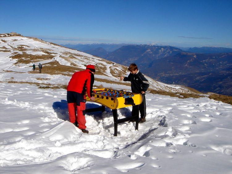 Foto: Manfred Karl / Wander Tour / Auf einen Aussichtsberg der Extraklasse – Monte Altissimo di Nago / Ohne Worte / 05.06.2008 20:45:47