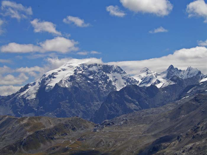 Foto: vince 51 / Wander Tour / Zwei Gipfel-Rundwanderung vom Umbrailpass / König Ortler / 05.06.2008 21:59:06